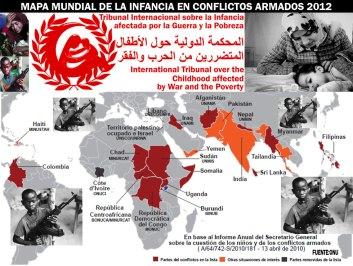 Tribunal Internacional sobre la Infancia afectada por la Guerra y la Pobreza